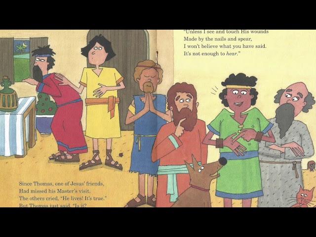 Thomas The Doubting Disciple