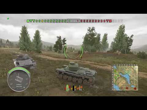 World of Tanks Knocked out crew?