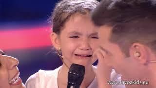 Ainhoa canta con Rosario   Yo Me Niego