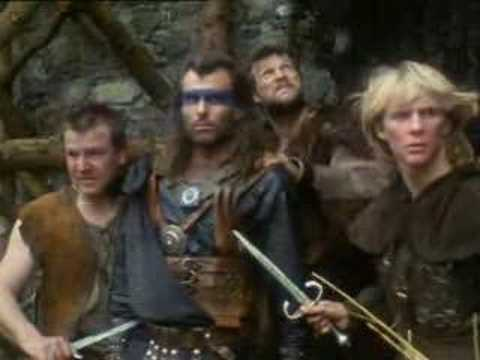 Image result for jason  connery  as robin  of  sherwood