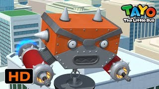 Tayo English Episodes l Space monster attacks! l Tayo the Little Bus