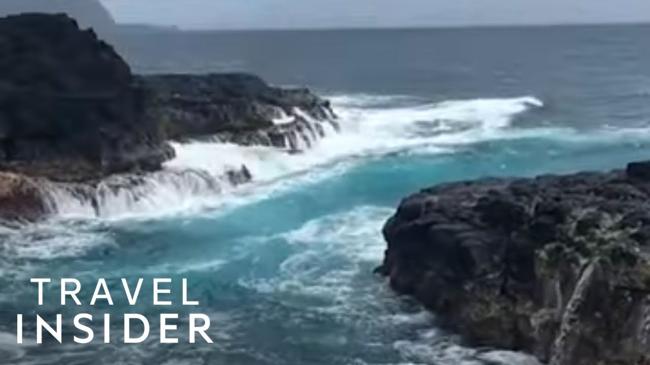 Be A Daredevil And Swim In Hawaii's