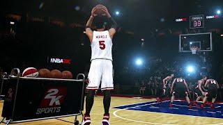 NBA 2K15 Carriera ITA PS4 - All Star Weekend - Gara del tiro da 3 punti!