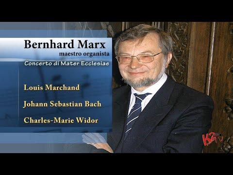 Bernhard Marx: Itinerari nella musica, concerto di Mater Ecclesiae