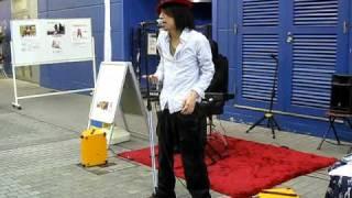 2010_12_05 pandadraft 川崎銀座街アーカイブ『精一杯の応援ソング』