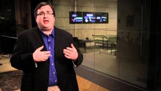 Reid Hoffman on becoming an entrepreneur (3 of 10)