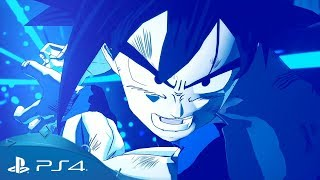 Dragon Ball Game - Project Z | First Trailer | PS4