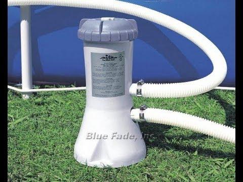 hook up intex pool pump