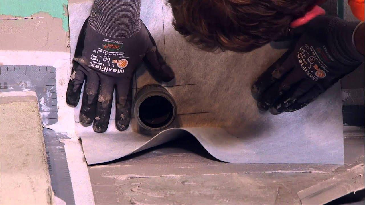 Dusche Abdichten Knauf Pressluft Rohrreiniger Abflussreiniger
