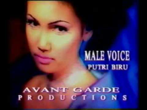 Putri Biru- MALE VOICE (Indonesia)