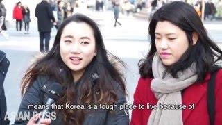 Do Koreans Enjoy Living In Korea?  | ASIAN BOSS