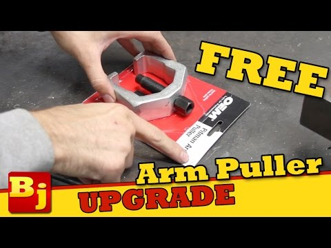 Upgrade Your Pitman Arm Puller For Free