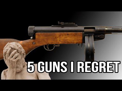 Top 5 Guns I Regret Buying
