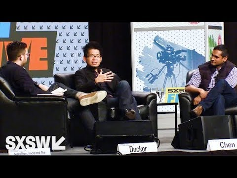 Meet Nom: Food and the Future of Live Video | SXSW Interactive 2016