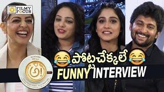 Awe Movie Team Hilarious Interview || Nani, Kajal Agarwal, Nithya Menen, Regina - Filmyfocus.com