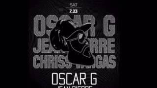 DJ Oscar G @ Space Ibiza NYC 7•23•16