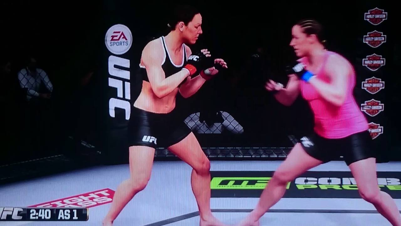 Download SARAH KAUFMAN VS ALEXIS DAVIS ULTIMATE FIGHT HD 21-07-2016