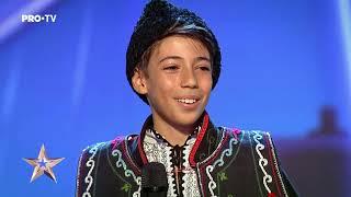 Sa fie cu folclor! Camil Atanase - Romanii au Talent