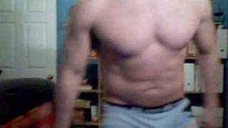 Patius - P90X Results - Montreal
