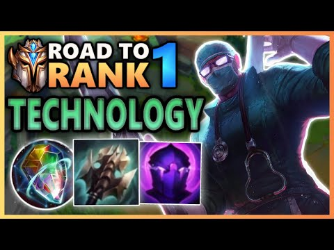 You Mortals Are Not Ready For The Omnistone Technology - Road To Rank 1 (#22)