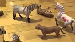 3 серия. Лошади против диких кошек. Заключительная серия.