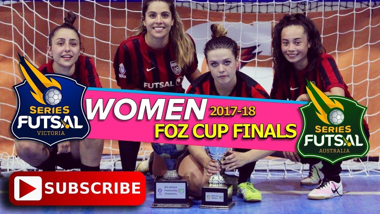 SFV - Women's League 2017/18 - Semi FInals/Final
