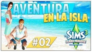 Los Sims 3 Aventura en la Isla | Parte 02: El paraíso está en Paradiso (Review de objetos y mundo)