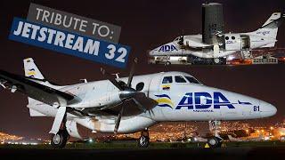 Tribute to: Jetstream 32 HD