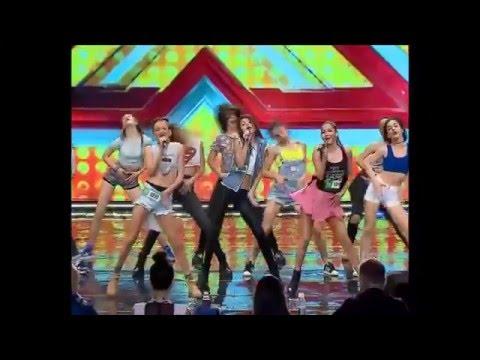 X Factor - Teen Girls