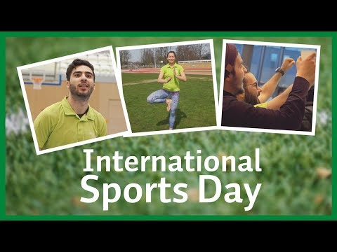 International Sports Day in The Hague 2018 | Saxion University of Applied Sciences