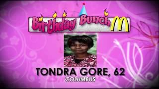 Birthday Bunch 1-5-2017