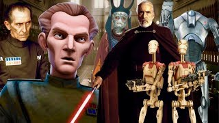 How Tarkin Almost Joined Dooku in the Clone Wars (Canon)