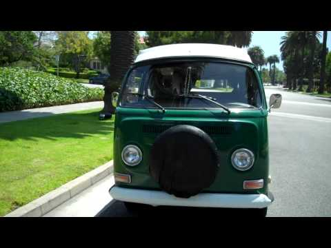 Rare 1971 VW Camper with HiPo engine!.MP4
