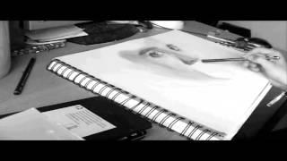 SPEED DRAWING: Draco Malfoy (Tom Felton)