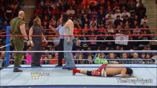 WWE: The Wyatt Family & Daniel Bryan Debut vs. The Usos & Rey Mysterio (Full Match)