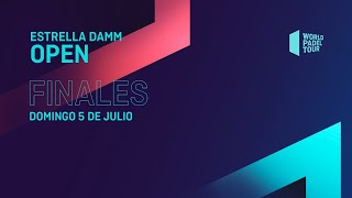 Finales - Estrella Damm Open 2020  - World Padel Tour