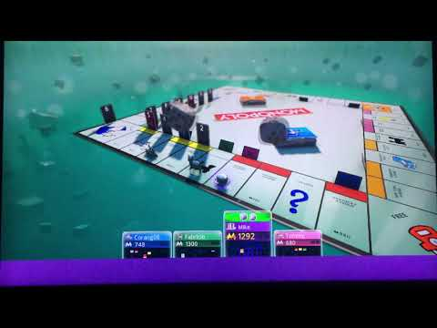 Corang15 Plays... Monopoly Plus! Game 1, Part 1. |
