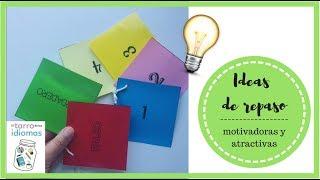 Recursos e ideas para clase / Juegos de repaso
