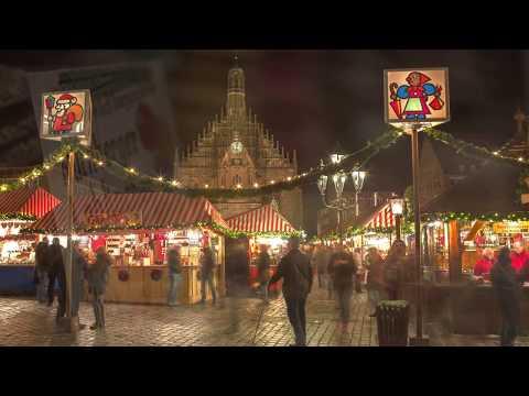 Noël en Allemagne: L'inspiration  C'est ici!