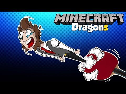 McM: Dragons - ako pingpongová loptička /w Gejmr a Jawo