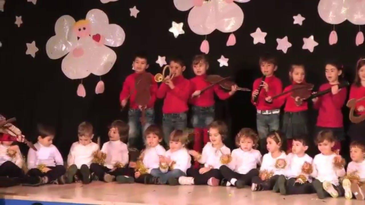 Recita di natale 2015 scuola dell 39 infanzia don baldo youtube for Cartelloni di natale per la scuola dell infanzia