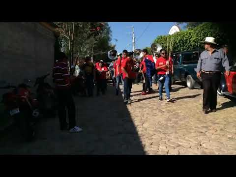 La Calavera - Banda Imperial de Huajuapan (Muerteada Guadalupe Etla Oaxaca 2017)