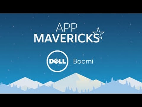 App Mavericks- Connect Your SaaS, Cloud, and On-Premise Apps with Dell Boomi