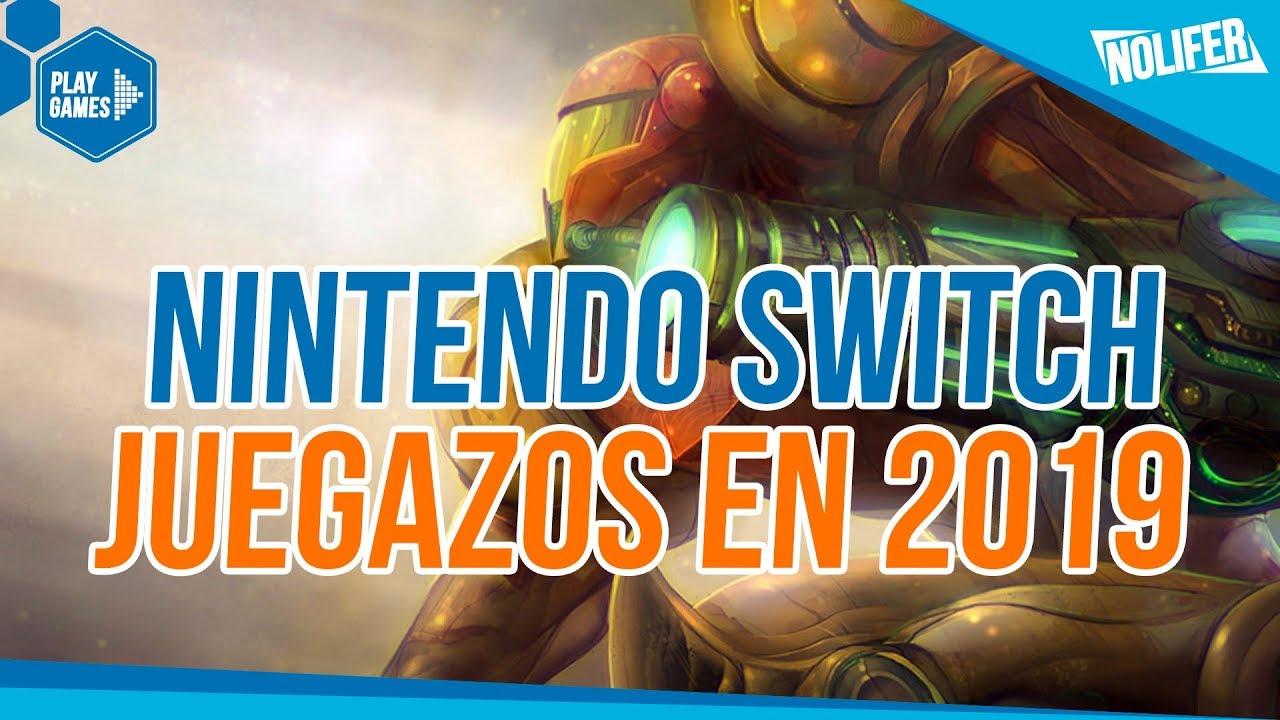 Nintendo Switch 2019 ¡Un futuro prometedor amigos! / #NintendoSwitch #Switch