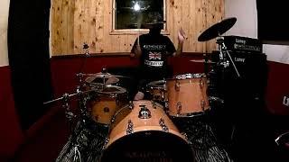 Asal Kau Bahagia _drum cover_ Jeje GuitarAddict