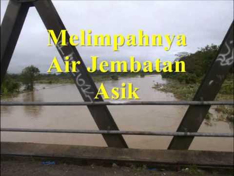 Banjir Hantam 3 Kecamatan Di Kabupaten Pasaman.wmv