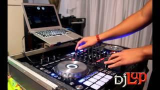 Dj LuP, Mezclando en vivo (Pioneer Ddj-sx) Enganchado Reggaeton y mas..