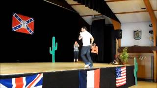 COUNTRIFIED- Line Dance  Choréo  Darren  Bailey et Rob Fowler