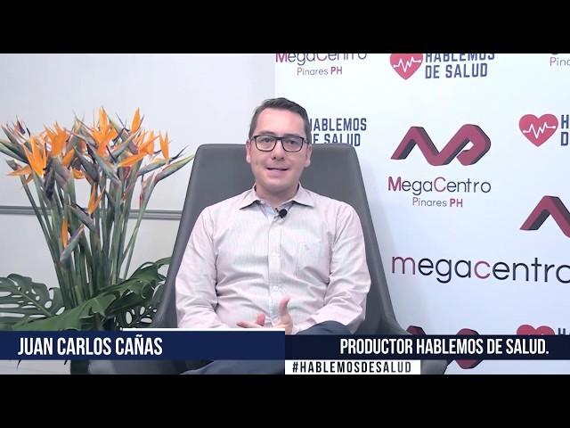 Hablemos de Salud con Megacentro Pinares / Dr.  Jesús Antonio Daza Cruz   Tema: Las cataratas