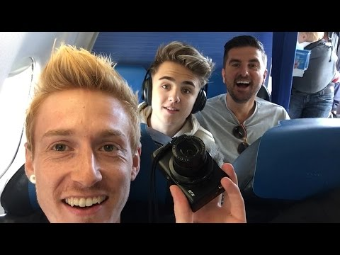 SMASHED MY CAMERA IN AMSTERDAM! ft Jake Mitchell (725)